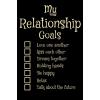 Skilt 106 - My relationship goals